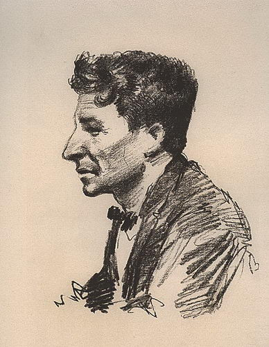 Соломон Юдовин. Блокадная графика. 1941-1947.