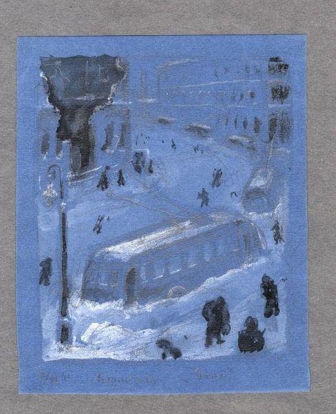 Изобразительное искусство блокадного Ленинграда