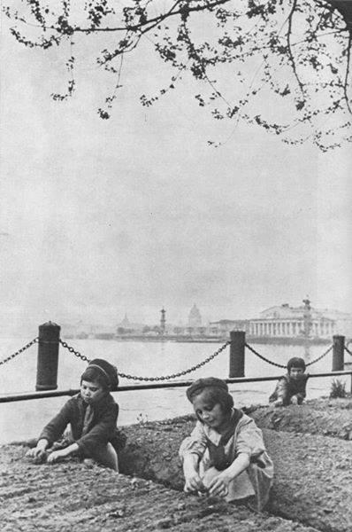 Блокада Ленинграда