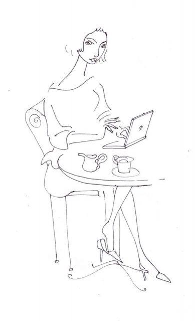 крошки с письменного стола 14